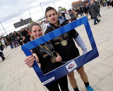 Manchester Marathon 2013