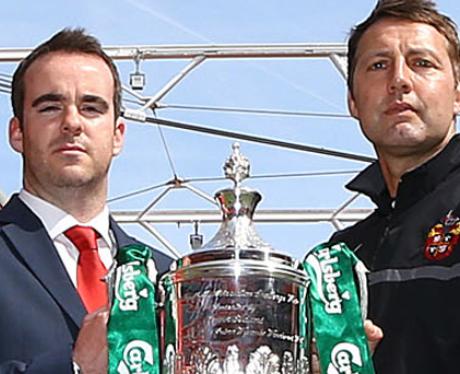 Spennymoor Town FA Vase final