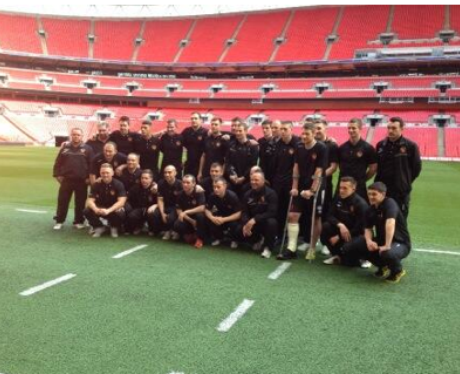 Spennymoor Town's Trip To Wembley