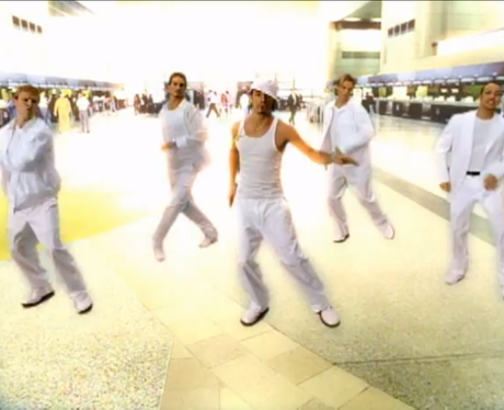 Backstreet Boys 'I Want It That Way'
