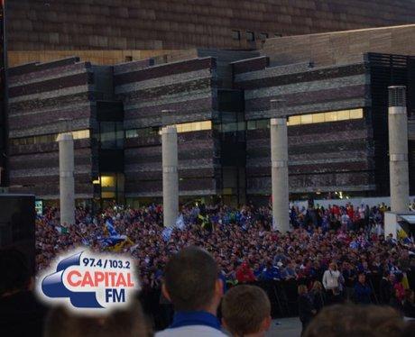 Cardiff City Celebrations