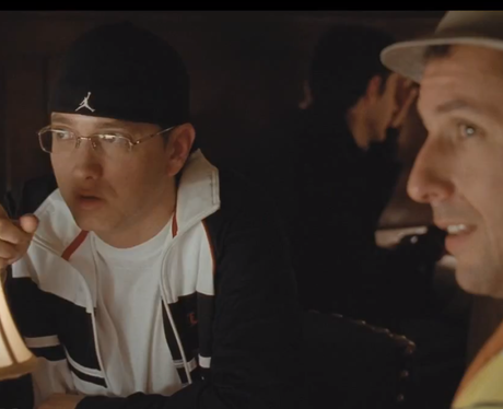 Eminem in Funny People
