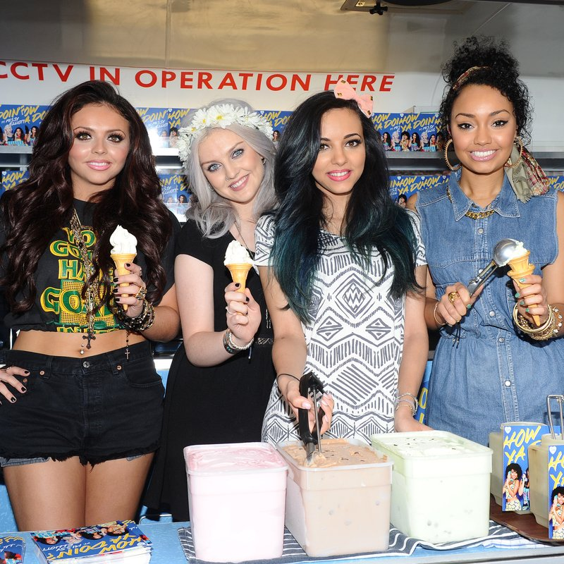 Little Mix Ice Cream