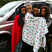 Image 1: Little Mix stranded on the motorway