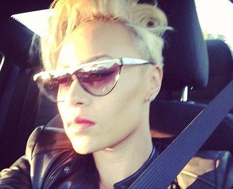 Emeli Sande driving in LA