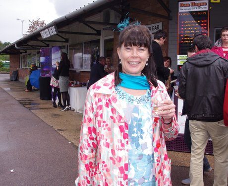 Ladies Day at Nottingham Racecourse