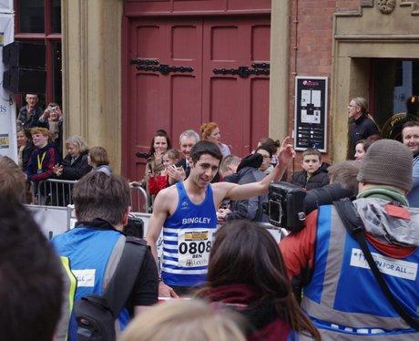 Leeds Half Marathon