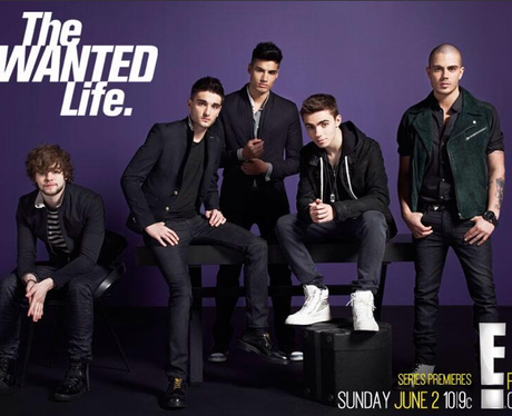 The Wanted Life Promo Picture