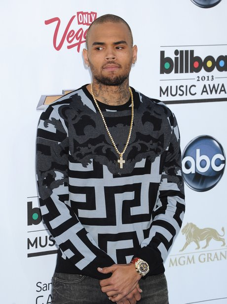 Chris Brown Billboard Music Awards 2013