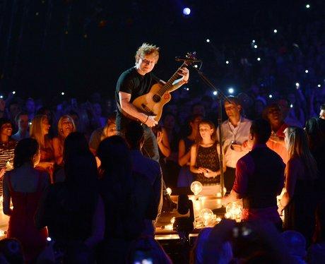 Ed Sheeran Billboard Music Awards