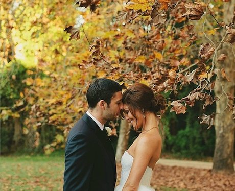 Example's wedding to Erin McNaught