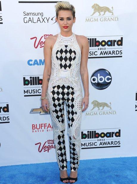 Miley Cyrus Billboard Music Awards 2013
