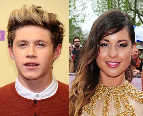 Niall Horan and Louise Thompson
