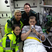Image 3: Professor Green in ambulance breathing oxygen