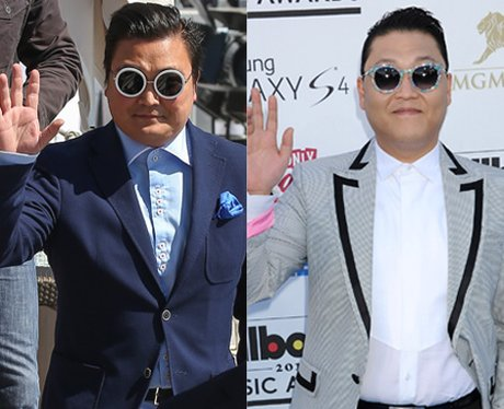 PSY and Fake PSY