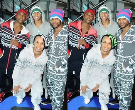 Spot The Difference: JLS