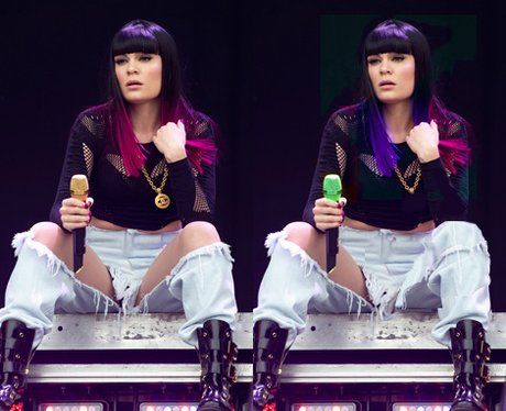 Spot The Difference: Jessie J