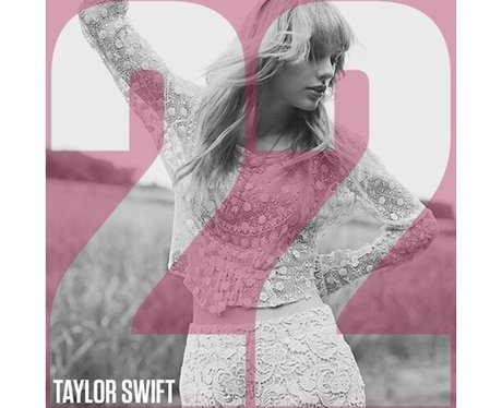 Taylor Swift's '22' single artwork