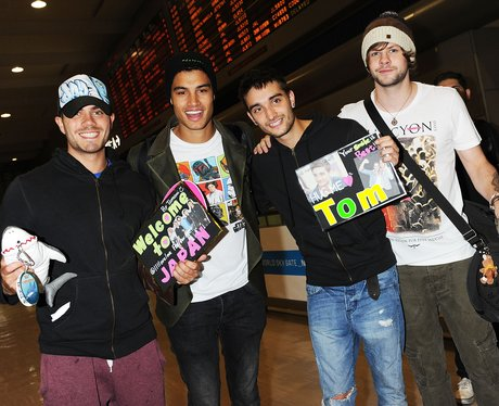 The wanted in Tokyo