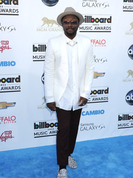 Will.i.am Billboard Music Awards 2013
