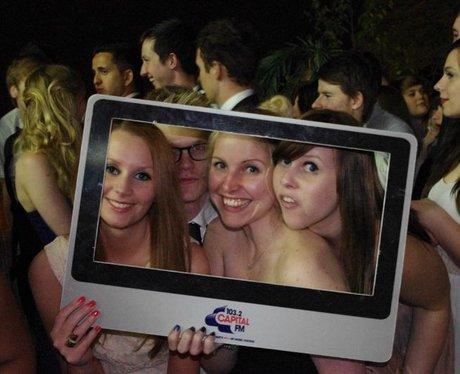 Winchester Uni Summer Ball - 2013