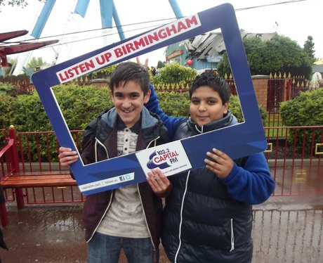 May half term at drayton manor