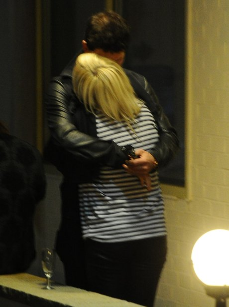 Ellie Goulding and Jeremy Irvine Kissing