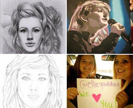 Ellie Goulding fans