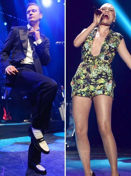 Justin Timberlake, Jessie J