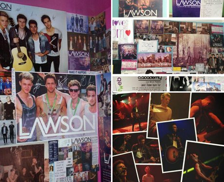Lawson fans