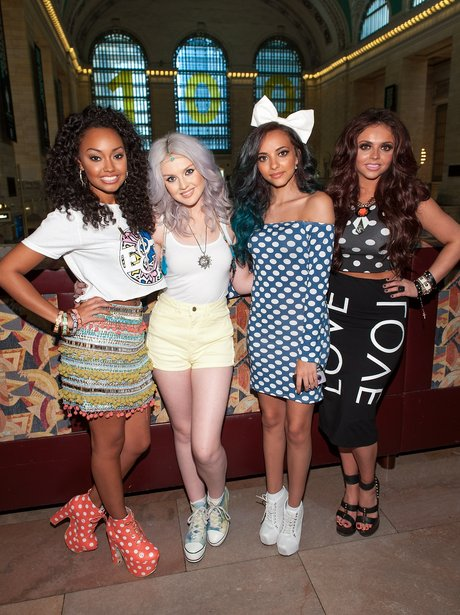 Little Mix in America