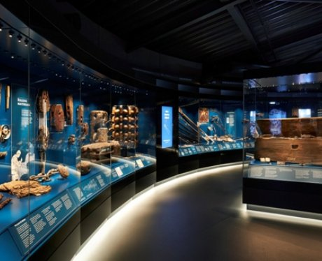 Mary Rose Museum Portsmouth Launch