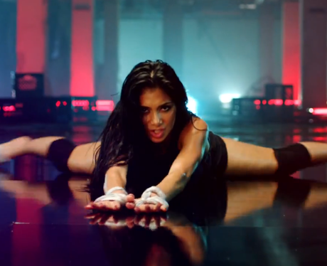 Nicole Scherzinger Wet music video