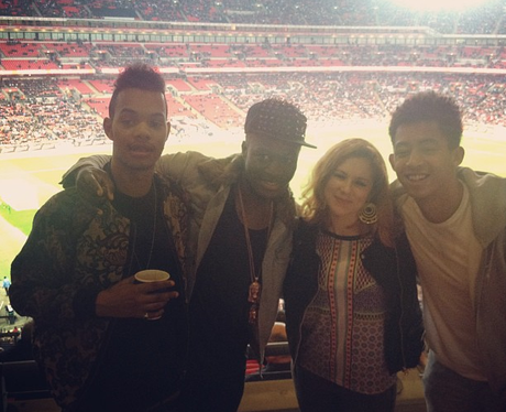 Rizzle Kicks and Katy B