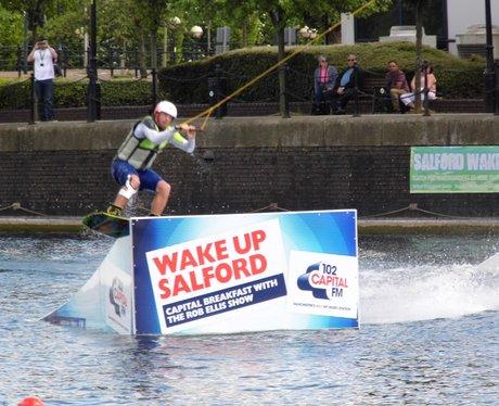 Salford Wake Park Launch 2013
