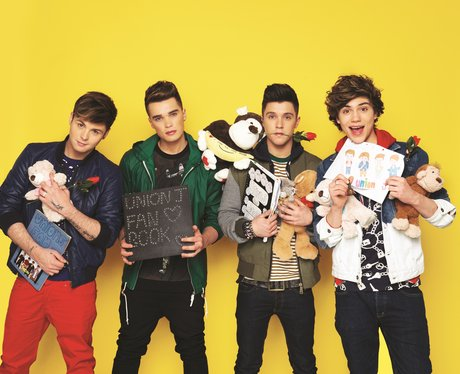 Union J Attitude Magazine May 2013