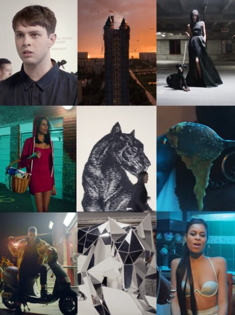 Guess The AlunaGeorge Videos