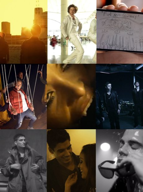 Guess The Wanted Videos