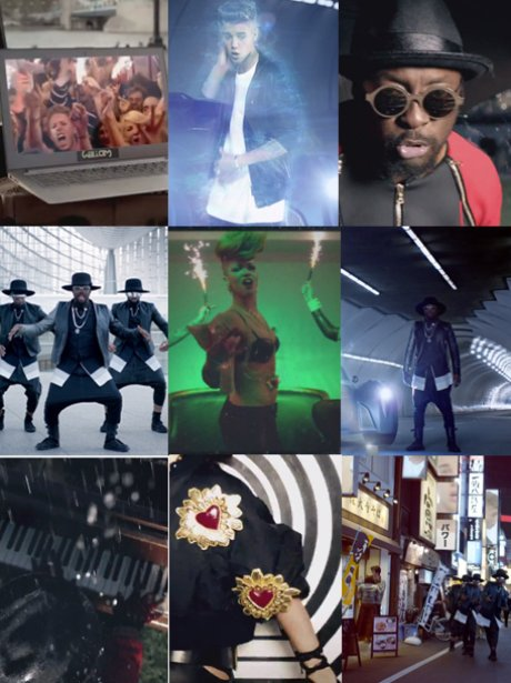 Guess The Will.i.am Videos