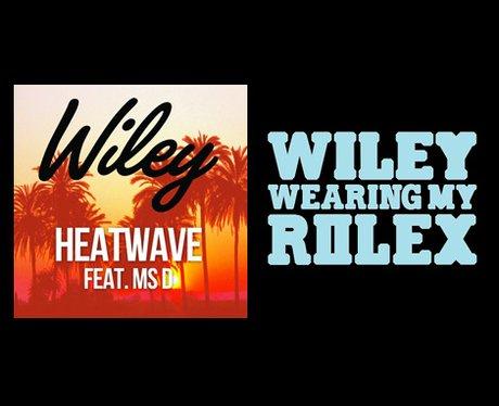 Heatwave and Wearing My Rolex