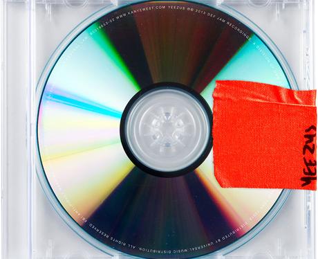 Kanye West 'Yeezus' Album Cover