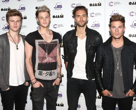 Lawson at JLS Fundraiser