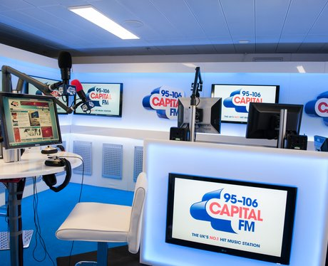 On Air Studio Summertime Ball