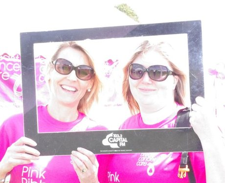 Pink Ribbonwalk - 2013