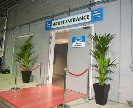 Summertime Ball backstage pictures in 2013