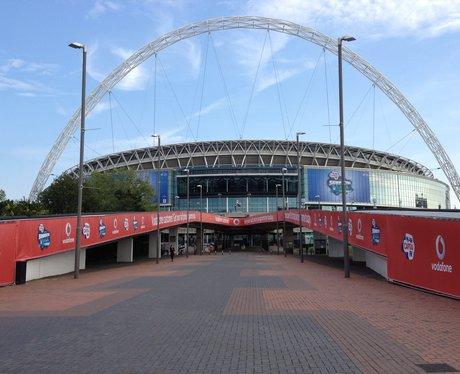 Wembley Stadium 2013