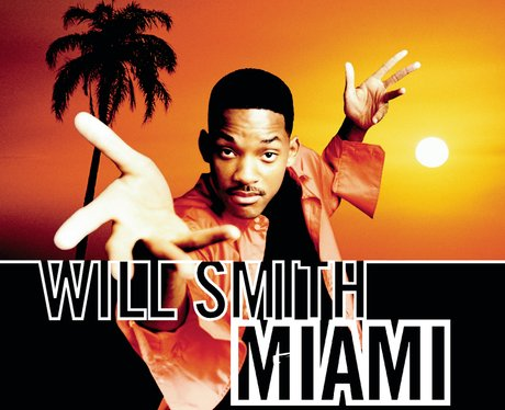 Will Smith Miami Cover