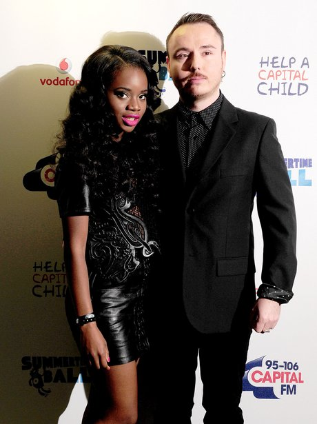 A*M*E and Duke Dumont Red Carpet At The Summertime