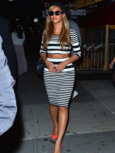 Beyonce Celebrates Kanye Wests Birthday