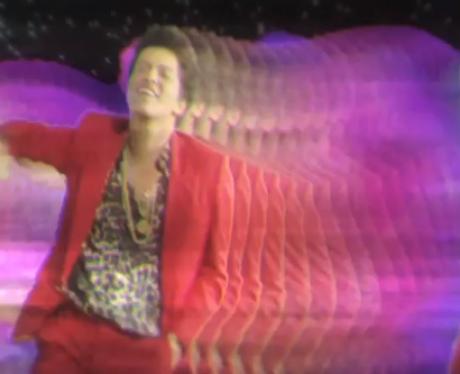 Bruno Mars 'Treasure'